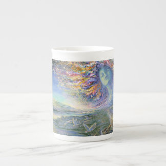 """Starscape"" Bone China Mug"