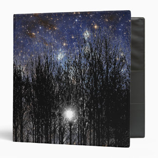 Starscape & Trees - Binder
