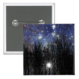 Starscape Trees - Button 1