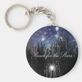 Starscape & Trees: Reach - Keychain