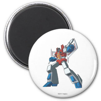 Starscream 2 2 inch round magnet