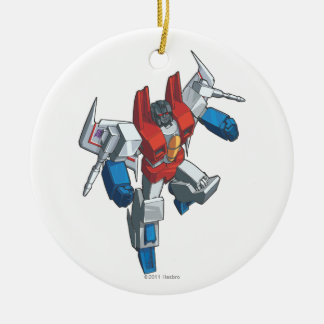 Starscream 3 ceramic ornament