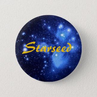 Starseed 2 Inch Round Button
