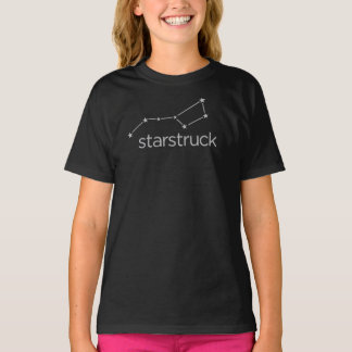 Starstruck Big Dipper T-shirt in Black
