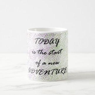 Start a New Adventure Coffee Mug