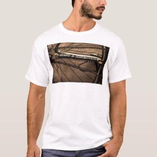 Start A Revolution - White T T-Shirt