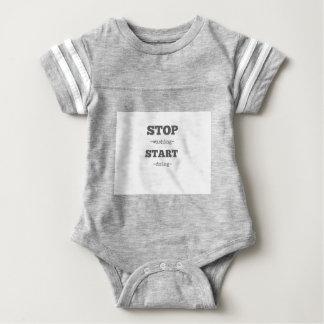 Start Baby Bodysuit