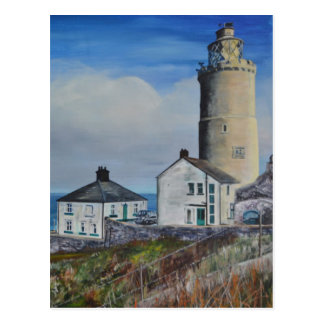 Start Point Lighthouse Postcard