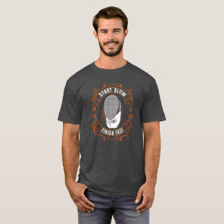 START SLOW FINISH FAST T-Shirt