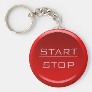 START_STOP_KEYCHAIN BASIC ROUND BUTTON KEYCHAIN