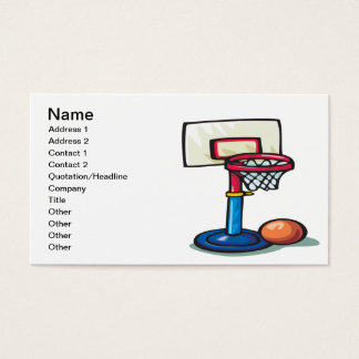 Start Them Young Business Card