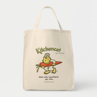 """""""Start with Ingredients you love"""" Canvas bag"""