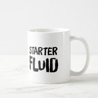 Starter Fluid Coffee Mug