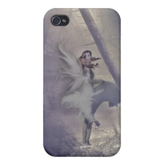 Startled Fairy iPhone 4/4S Cases