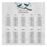 starts at $12.80 Seating Chart click customize Posters