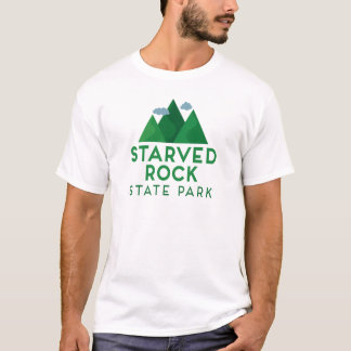 Starved Rock State Park T-shirt - Mountain