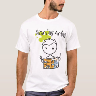 Starving Artist t-shirt