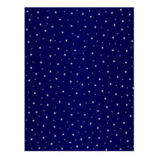 Stary Stary Night Postcard