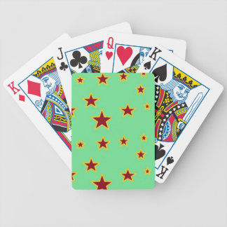 starZ Bicycle Playing Cards