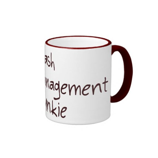 Stash Management Flunkie Coffee Mugs