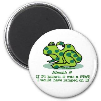 STAT Froggie Magnet