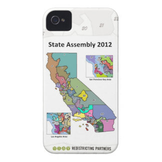State Assembly iPhone 4 Case-Mate Cases