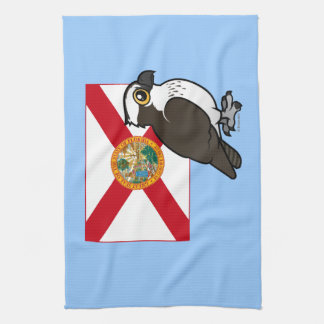 State Birdorable of Florida Kitchen Towel