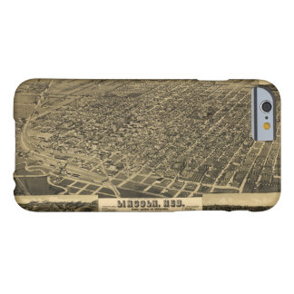 State Capitol Lincoln, Nebraska (1889) Barely There iPhone 6 Case