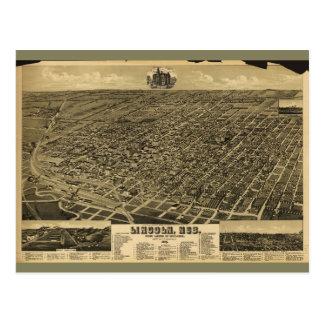 State Capitol Lincoln, Nebraska (1889) Postcard