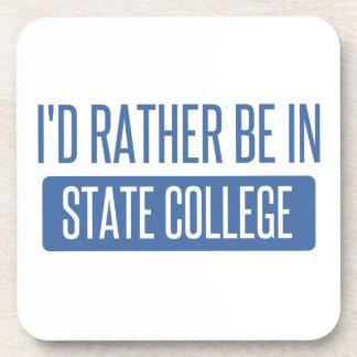 State College Beverage Coasters