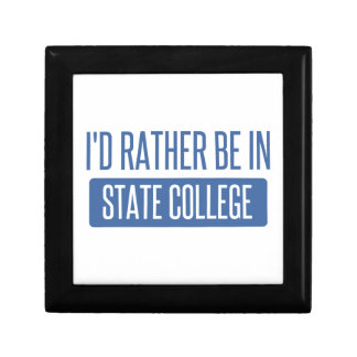 State College Gift Box