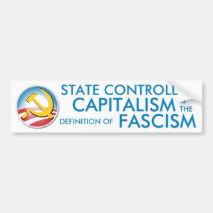 Anti Fascism Bumper Stickers & Car Stickers | Zazzle CA