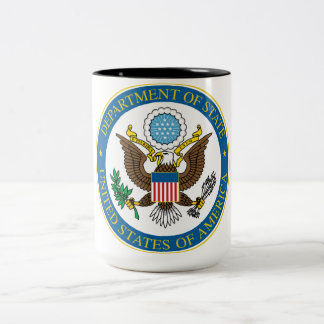 State Department 15oz Mug
