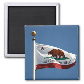 State Flag of California Magnet