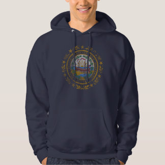 State Flag of New Hampshire Hoodie