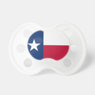 State Flag of Texas Pacifiers