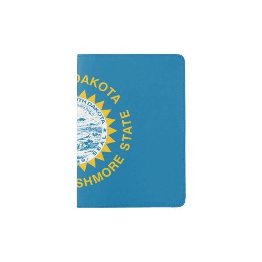 State Flag Passport Holder, South Dakota Passport Holder