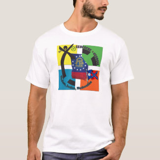 STATE GEORGIA MOTTO T-Shirt