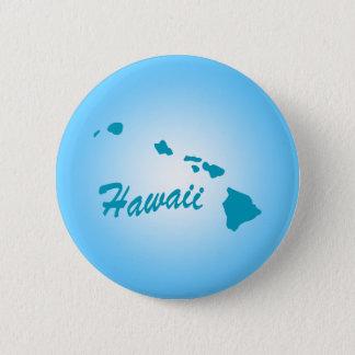 State Hawaii 2 Inch Round Button