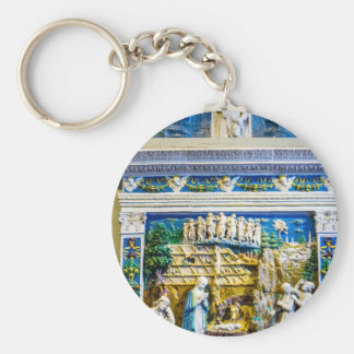 State Hermitage Museum St. Petersburg Russia Basic Round Button Keychain