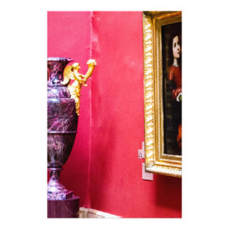 State Hermitage Museum St. Petersburg Russia Customized Stationery