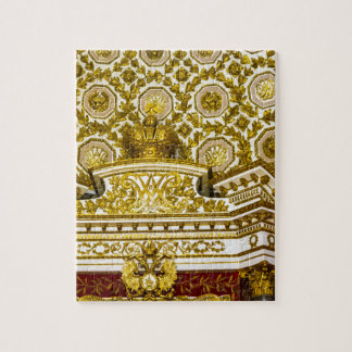 State Hermitage Museum St. Petersburg Russia Jigsaw Puzzle