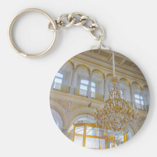 State Hermitage Museum St. Petersburg Russia Keychain