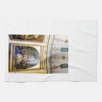 State Hermitage Museum St. Petersburg Russia Kitchen Towel