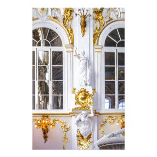 State Hermitage Museum St. Petersburg Russia Personalized Stationery