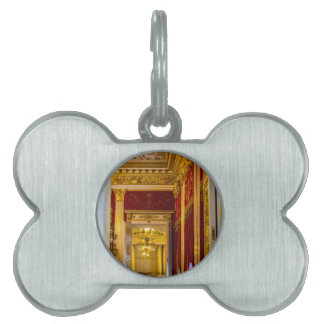 State Hermitage Museum St. Petersburg Russia Pet ID Tag