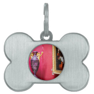 State Hermitage Museum St. Petersburg Russia Pet ID Tags