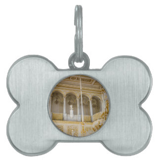 State Hermitage Museum St. Petersburg Russia Pet Tag