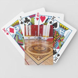 State Hermitage Museum St. Petersburg Russia Poker Deck