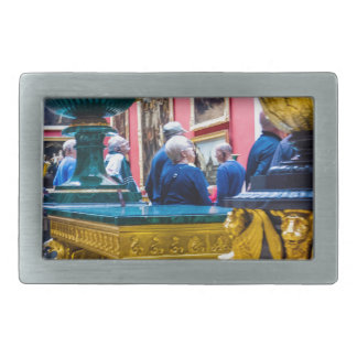 State Hermitage Museum St. Petersburg Russia Rectangular Belt Buckle